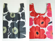 marimekko(マリメッコ) SMARTBAG PIENI UNIKKO 040470 001 White/Red【DM便】